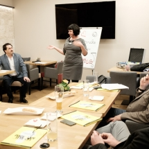 Innovation4Services i4s Lounge