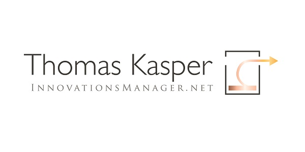 Innovationsmanager Kasper Thomas